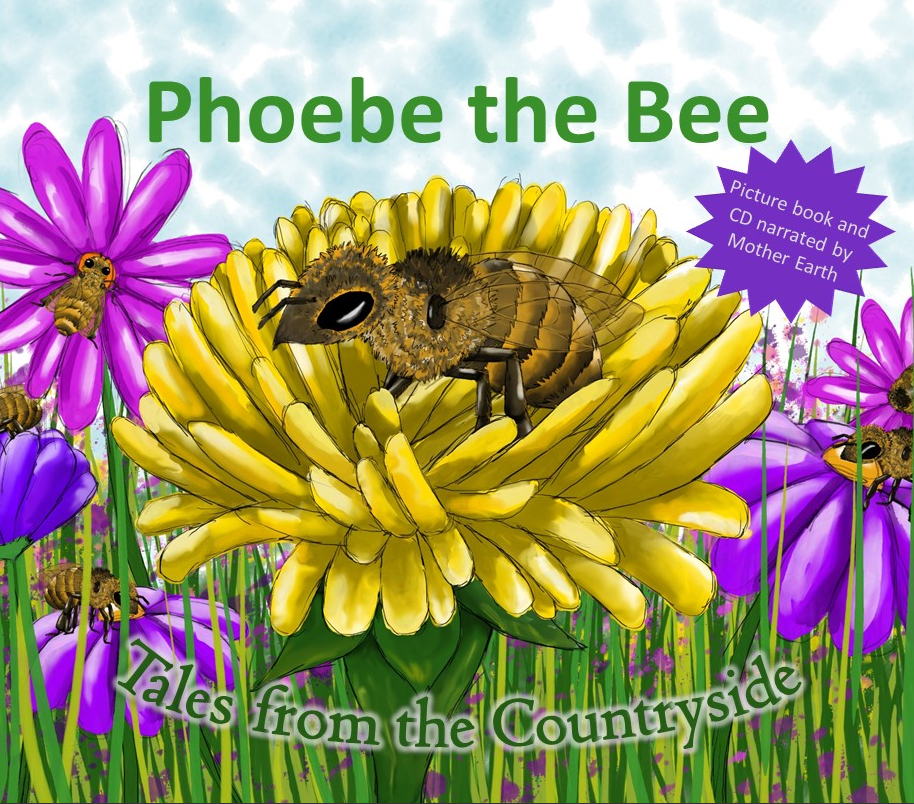 front cover of Phoebe the Bee